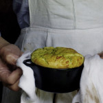 Artichoke soufflé